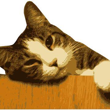 Cute Cat by theioander