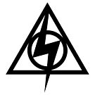 Deathly Hallows Potter by Twagger