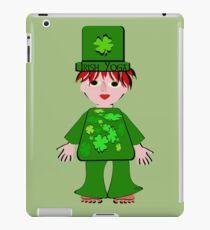 IRISH YOGA iPad Case/Skin