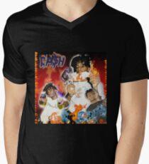 Playboi Carti Art Men's V-Neck T-Shirt
