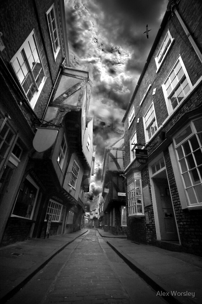 The Shambles by Alex Worsley