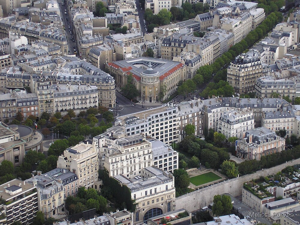 J'aime Paris by Melissa Purves