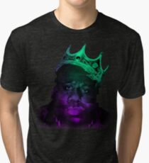 Destroyed King... Tri-blend T-Shirt