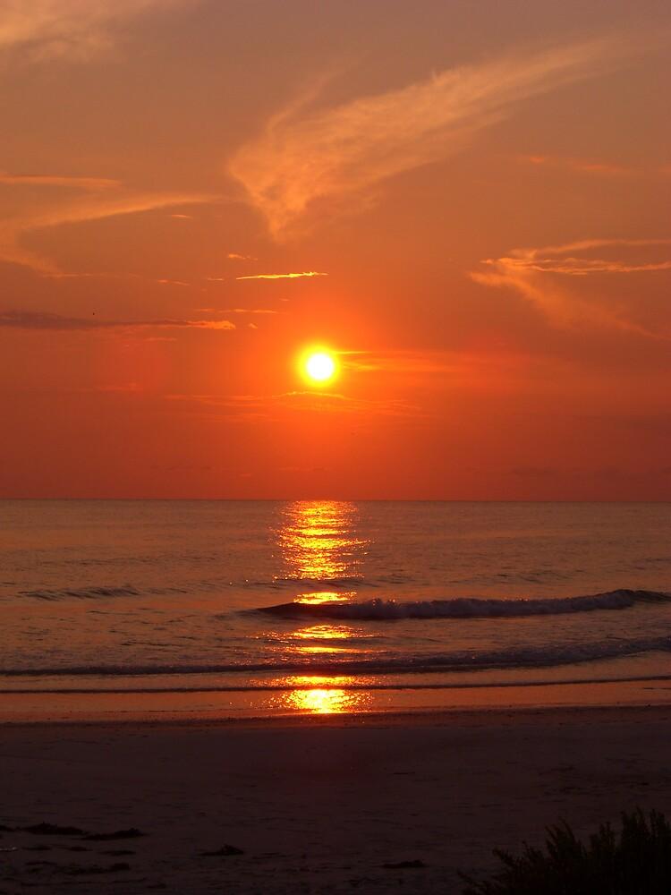 Sunset (2) by Francesca Lian