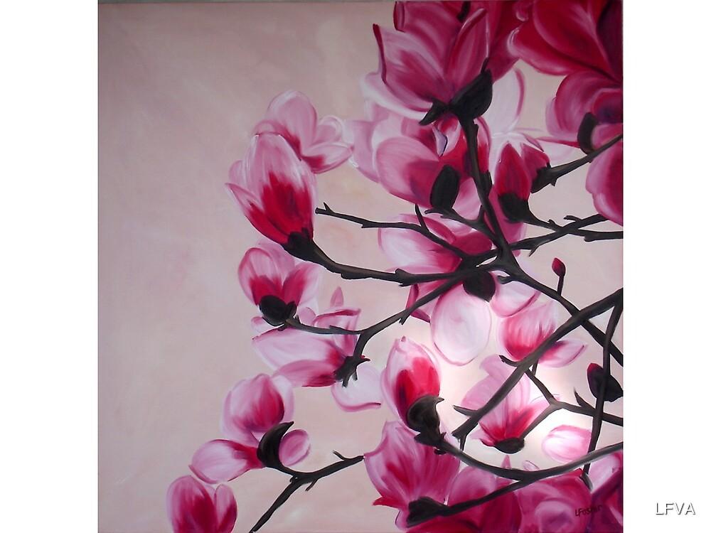 Pink Blossom by LFVA