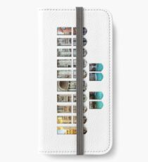 Trevi Fountain- Vertical iPhone Wallet