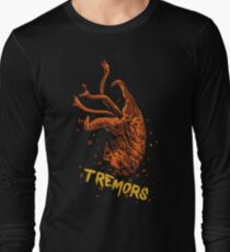 Tremors shirt and product design Long Sleeve T-Shirt