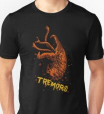 Tremors shirt and product design Unisex T-Shirt