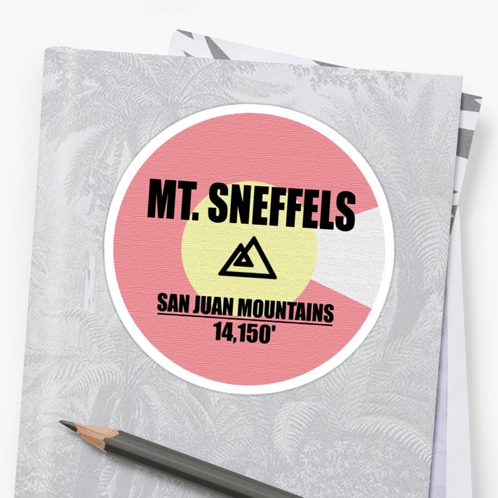 Mt. Sneffels by esskay