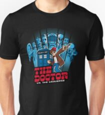 Doctor Pilgrim 11th Edition T-Shirt