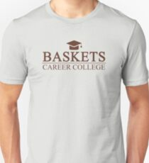 Baskets Career College T-Shirt