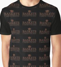 Baskets Career College Graphic T-Shirt