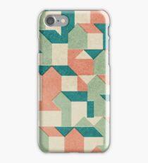 Little House Pattern (Set 02) iPhone Case/Skin