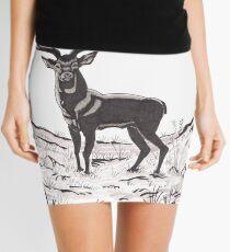 The deer Minijupe