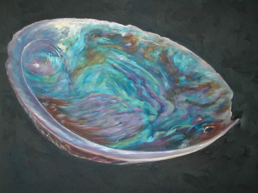 Paua shell by avocado
