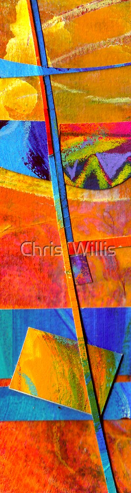Collage 1 by Chris  Willis