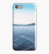 Deep ice iPhone Case/Skin