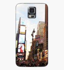 New York Time Case/Skin for Samsung Galaxy