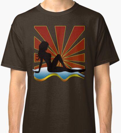 Sunshine Girl Classic T-Shirt
