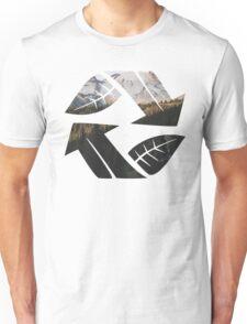 Reduce. Reuse. Replant. Unisex T-Shirt