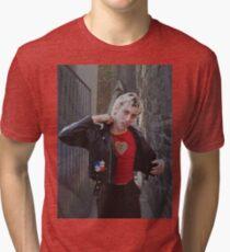 Fletcher Shears edit Tri-blend T-Shirt