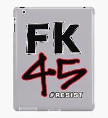 Resit-Resist-RESIST! iPad Case/Skin