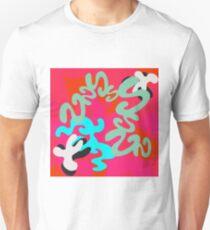 Cut, Paste, Rearrange Unisex T-Shirt