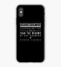 """Vinilo o funda para iPhone Los instrumentos mortales: """"Cazadores de sombras"""""""