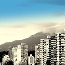 West End - Vancouver BC Canada by Hiroko