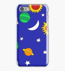 Gets Lost in Space iPhone Case/Skin