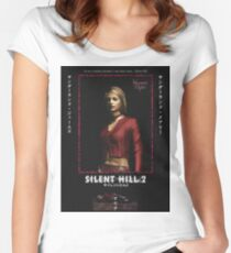 """Silent Hill 2 """"Heaven's Night"""" Women's Fitted Scoop T-Shirt"""