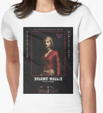 "Silent Hill 2 ""Heaven's Night"" Womens Fitted T-Shirt"