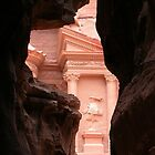 Petra by Mary  Lane
