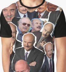 Camiseta gráfica Dr Phil