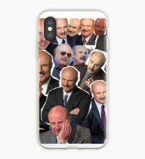 Dr Phil  iPhone Case