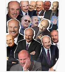 Dr Phil  Poster