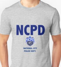 NCPD MERCH Unisex T-Shirt