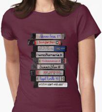 80's Wrestling VHS Tapes T-Shirt