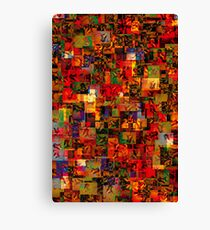 Fantasy Jungle Canvas Print