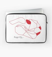 RageOn - Red Laptop Sleeve