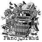 Creative Typewriter by Fancy Brand by Denys Golemenkov