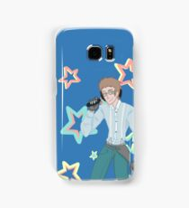 I'm Comfortable Just Being Alive Samsung Galaxy Case/Skin