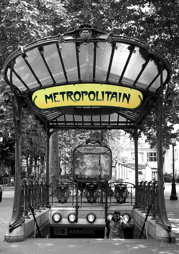 Metro by alexa