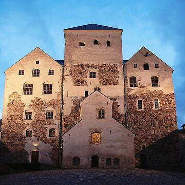 The Turku Castle by markku