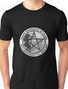 2017 Pagan Awareness Network 20th Anniversary Full Moon Unisex T-Shirt