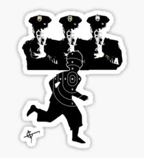 Cops Sticker