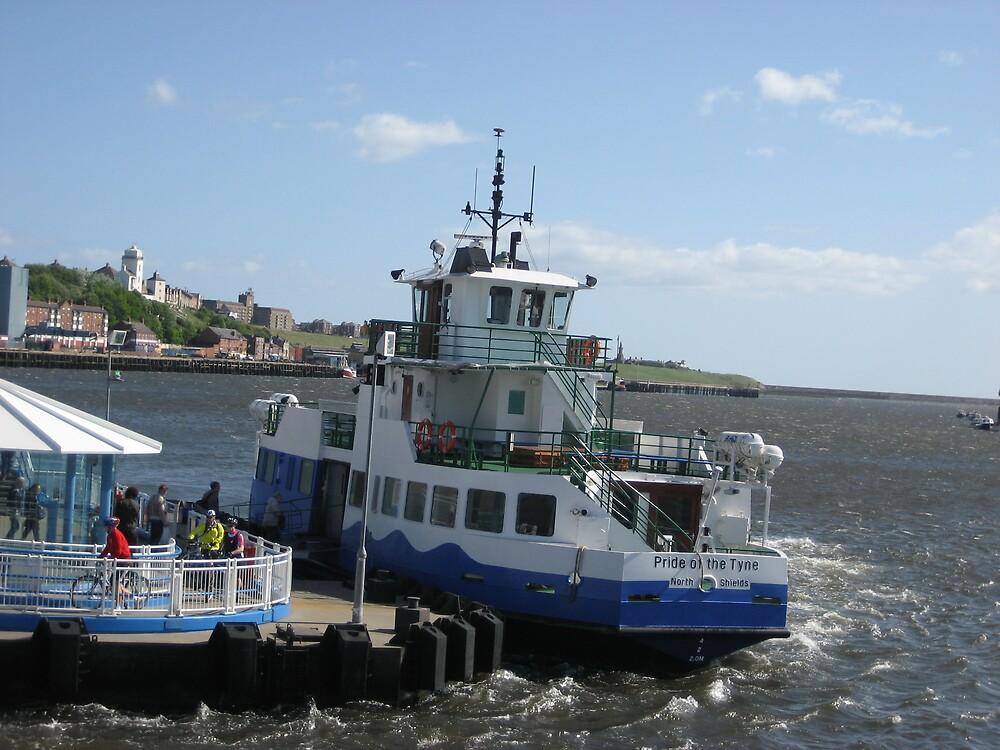 Ferry Landing  by shelagh1312