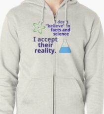Science and Facts - They're real! T-Shirt