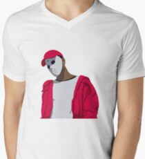 Ski Mask The Slump God Minimal Design T-Shirt