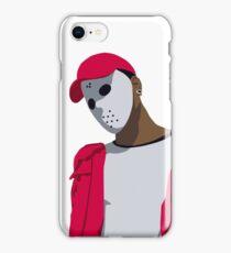 Ski Mask The Slump God Minimal Design iPhone Case/Skin